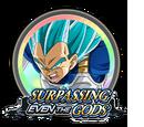 Awakening Medals: Super Saiyan God SS Vegeta 04