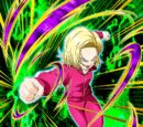 Love Warrior of Universe 7 Android 18