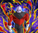 Gray Warrior Jiren