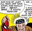 John Jonah Jameson, Spencer Smythe, Spider-Slayer Mark I (Earth-616) from Amazing Spider-Man Vol 1 25.jpg
