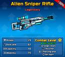 Alien Sniper Rifle