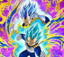 Accepted Pride Super Saiyan God SS Vegeta