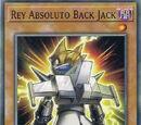 Rey Absoluto Back Jack