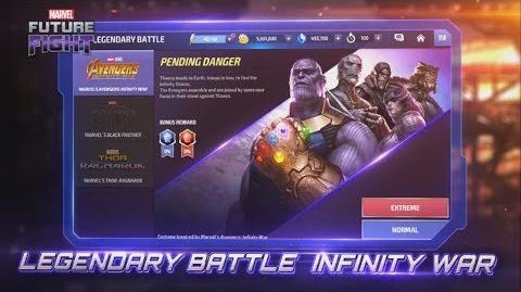 MARVEL Future Fight Marvel's Avengers Infinity War Update!