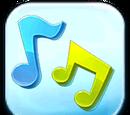 Musical Notes Token