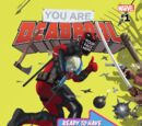 You Are Deadpool Vol 1 1