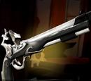 Ebon Flintlock Pistol