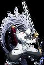 Hakumen (BlazBlue Cross Tag Battle, Character Select Artwork).png