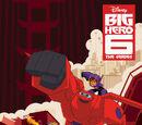 Big Hero 6 (IDW)