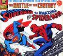 DC Marvel Crossovers