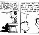 Comic Strip: January 26, 1991