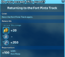 Fort Pinta Riding Track