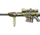 Barrett M82A1-Born Beast Imperial Gold