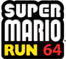 Super Mario Run 64