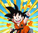 Into the Big Wide World Goku (Youth)