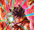 The Trump Card Goku (Kaioken)