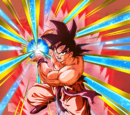 Game-Reversing Technique Goku (Kaioken)