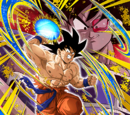 Rising to the Challenge Goku
