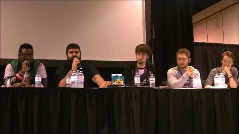 -Convention Hopper- EGLX 2018 - NormalBoots Panel