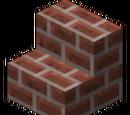 Escaliers en briques