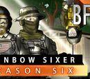 Rainbow Sixer
