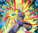 Unparalleled Golden Ki Super Vegito