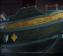 Ruffian Sea Dog Hull