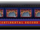 Transcontinental 2nd class