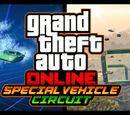 Special Vehicle Stunt Race Week