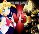 Sailor moon vs Thanos