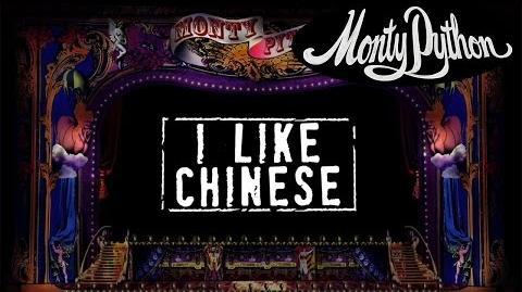 I Like Chinese