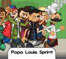 Papa Louie Sprint