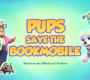Pups Save the Bookmobile