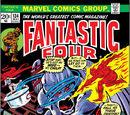 Fantastic Four Vol 1 134