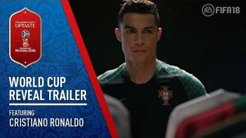 Moulderkurt.5/El Mundial de Rusia 2018 llegará a EA Sports FIFA 18 el 29 de mayo