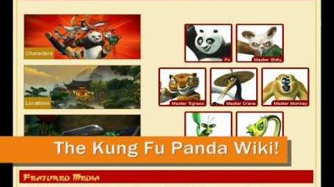 Wiki Ad - Kung Fu Panda Wiki (2011)