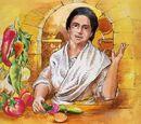 Cholula Lady