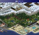 Городки и миры по играм