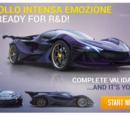 Research & Development/Apollo Intensa Emozione