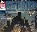 DETECTIVE COMICS 980