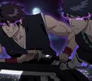 Shiro Morimoto & Dyan Arashi (Reigai)