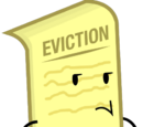 Eviction Note
