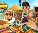 Subway Surfers World Tour: Cairo 2018