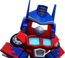Angry Birds Transformers: Battle