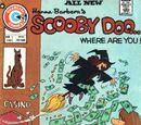 Scooby Doo, gdzie jesteś? (Charlton Comics)