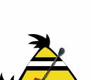 Персонажи Angry Birds Magical Adventures