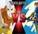 Aang vs. Link (Breath of the Wild)