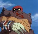 Sandmole Monster
