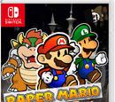 Paper Mario: Pandora's Box
