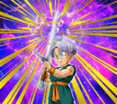 Wish Entrusted by the Hero Trunks (Kid)